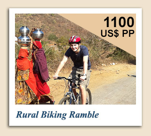 Cycling Tours : Rural Biking Ramble